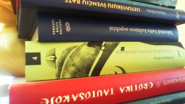 Literatūra, nuorodos bei šaltiniai