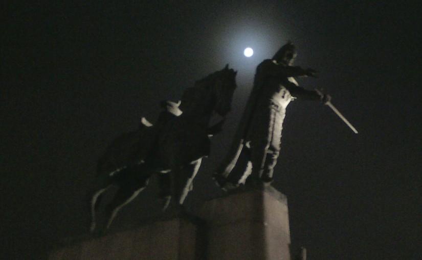 K. Račkaitis. Gedimino sapnui graži sukaktis – 700 metų